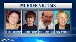 Pics of 4 Revenge serial killing MD s victims.