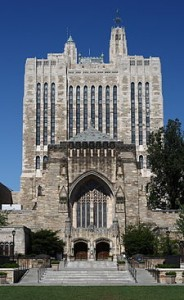 Sterling Library at Yale