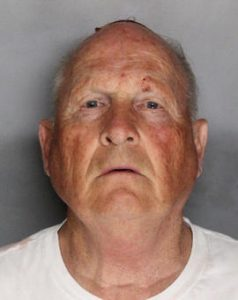 Golden State Killer? Mugshot of Joseph James DeAngelo - 12 murders, 50 rapes?