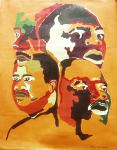 Civil Rights Activist Men in MLK's Orbit