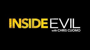 Justice Logo of Inside Evil -black n yellow- TV show.