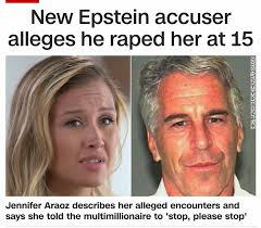 Rape allegation.