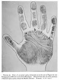 Fingerprint techniques.